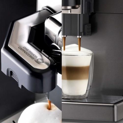 Кофемашины Saeco Lirika: Обзор и особенности моделей