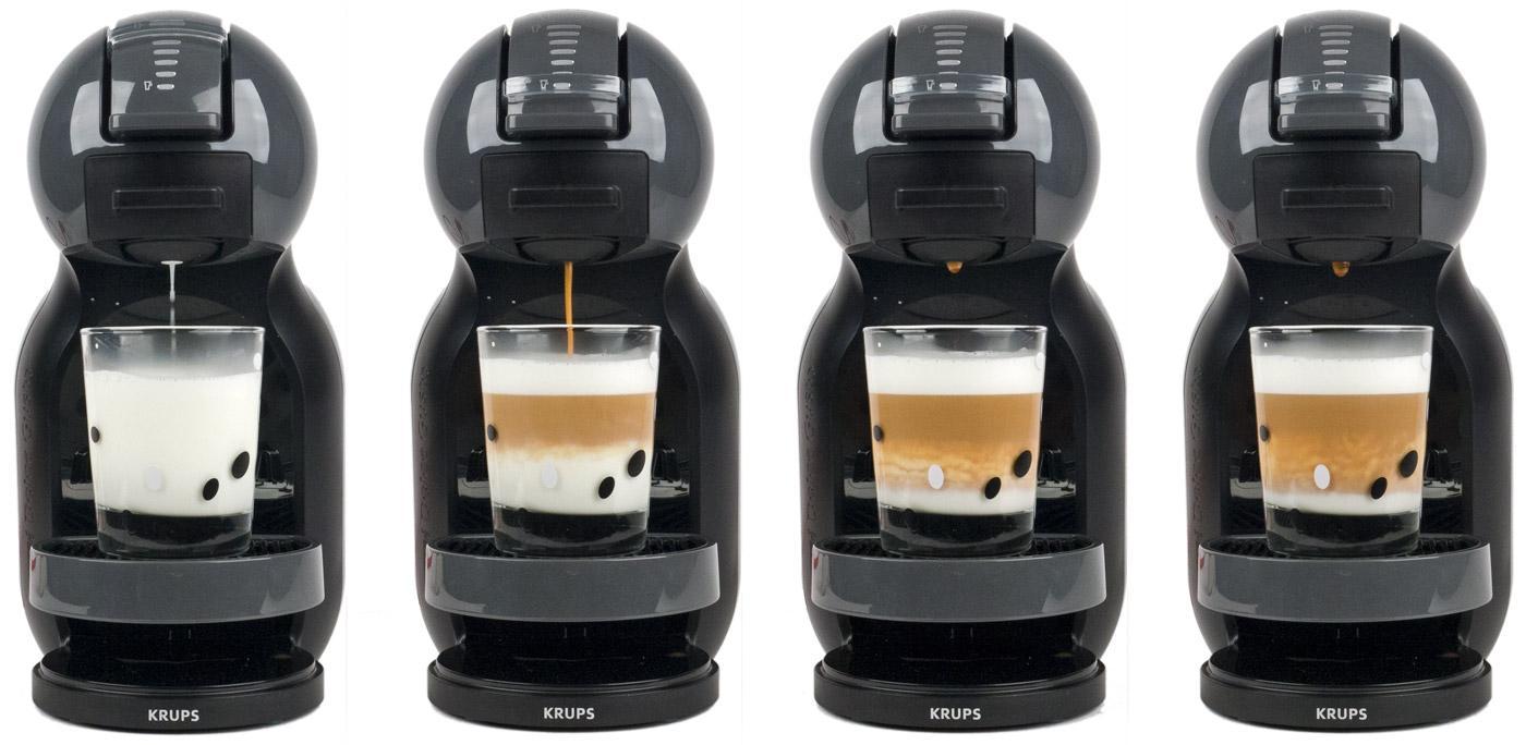 кофемашина Krups 5