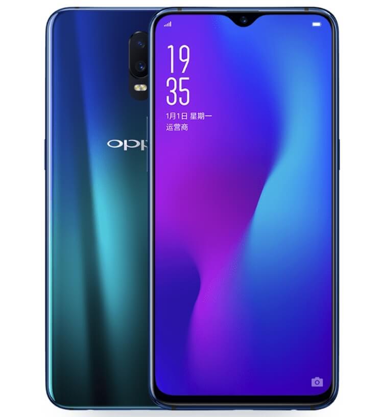 Oppo анонсирует новый смартфон R17 с необычным функционалом