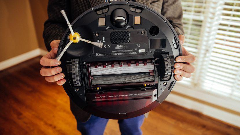 Обзор iRobot Roomba 980 - лучший робот-пылесос на рынке | GeekHard.Ru