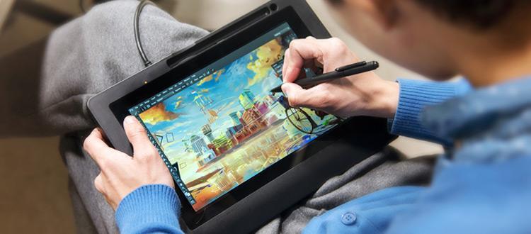 Лучшие графические планшеты для рисования