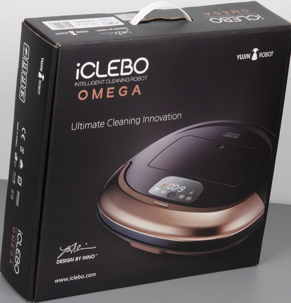 Обзор iCLEBO Omega - лидер рынка