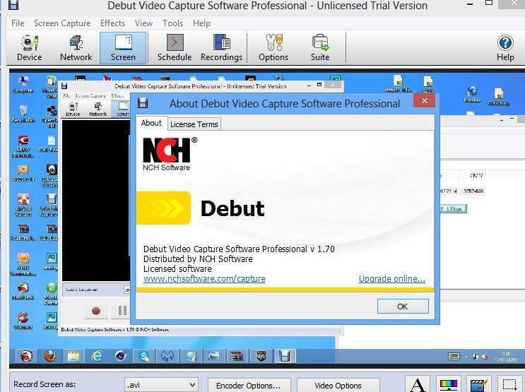 Рейтинг программ для захвата видео с экрана