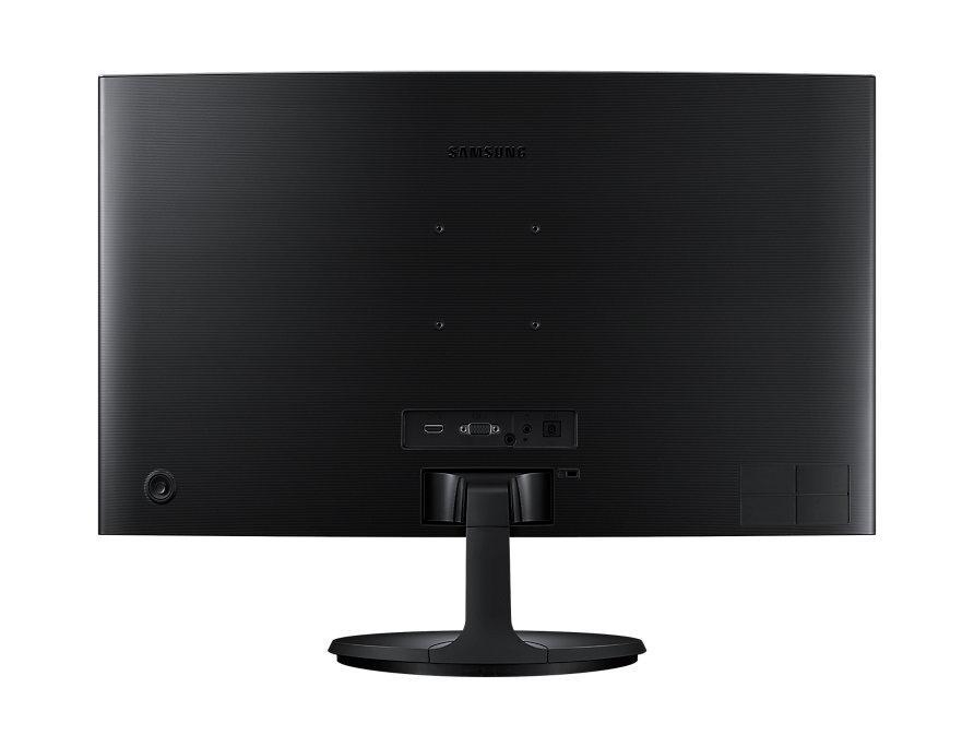 Обзор Samsung C27F390FHI - бюджетный и качественный Full HD монитор