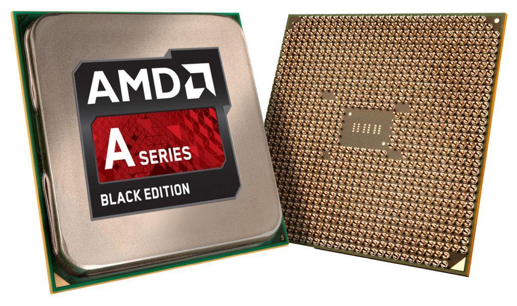 Линейка лучших процессоров AMD