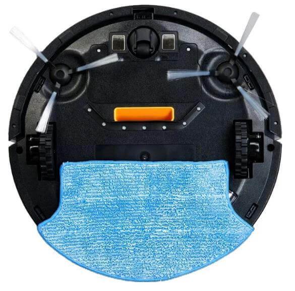 Обзор AltaRobot D450 - многофункциональный робот-уборщик