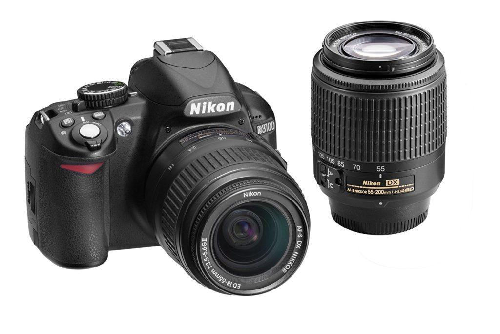 Рейтинг зеркальных фотоаппаратов Nikon 2018-2019 года