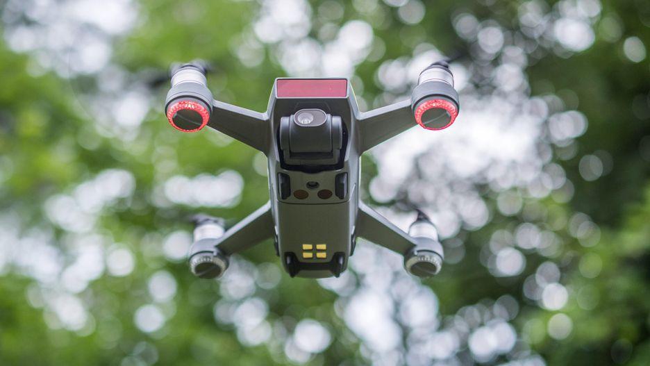 Обзор DJI Spark - лучший селфи-дрон на рынке