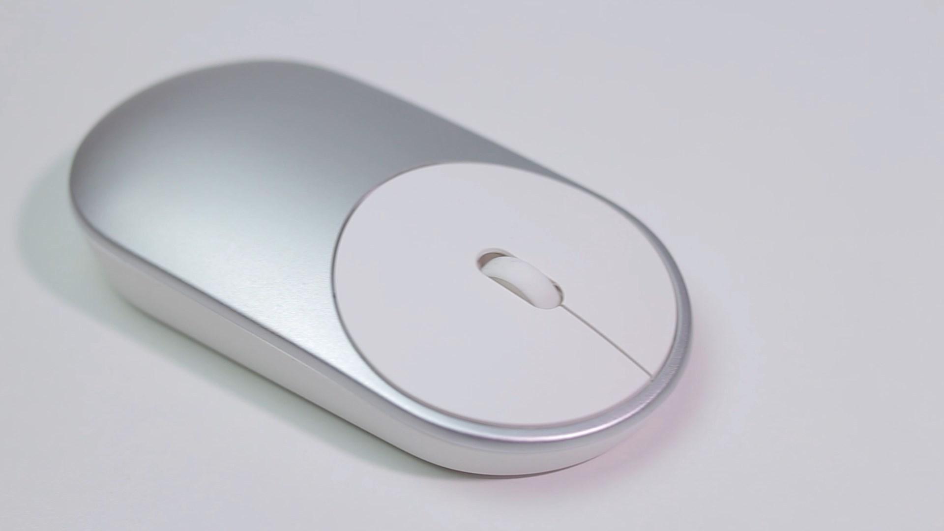 Обзор Xiaomi Mi Portable Mouse - компактная беспроводная мышь