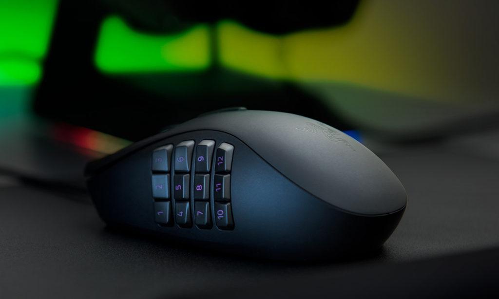 Обзор Razer Naga Trinity - топовая игровая мышь с широким функционалом