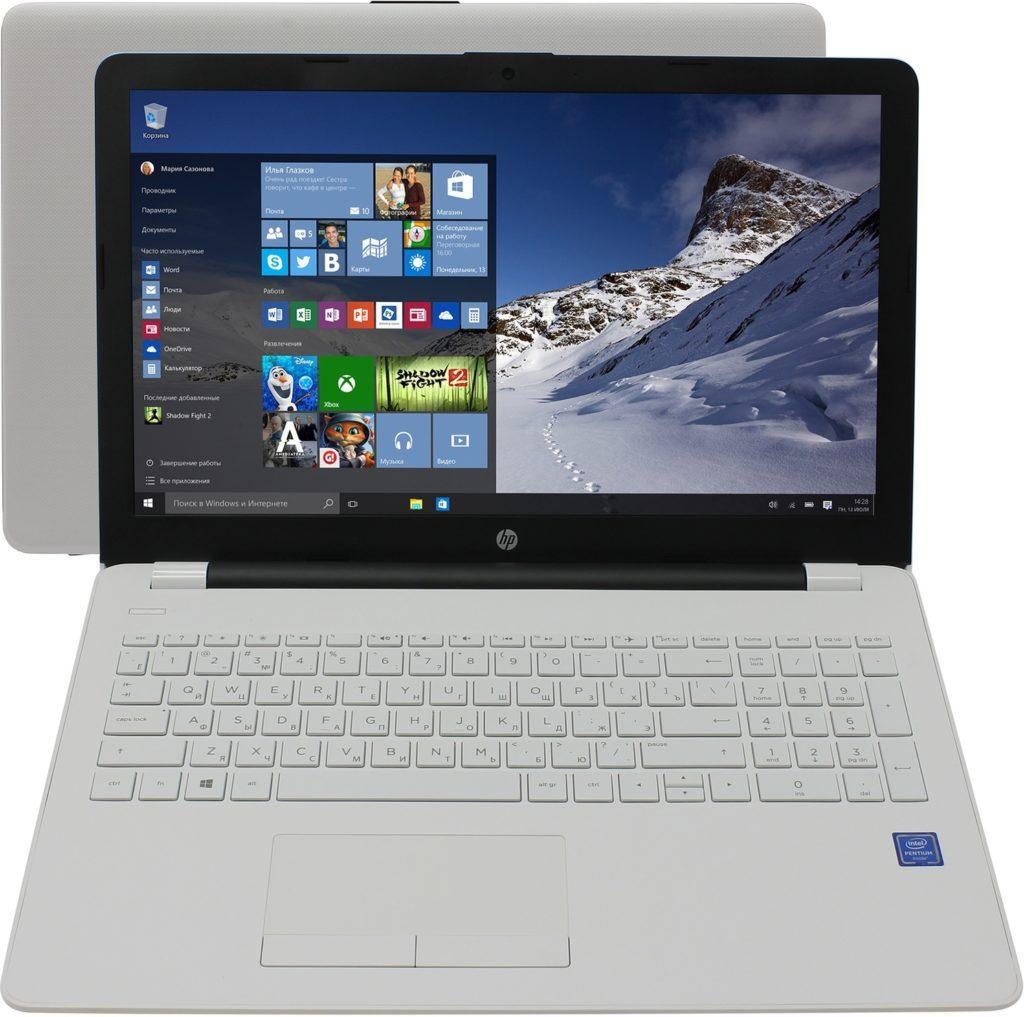 Топ 10 лучших моделей ноутбуков HP