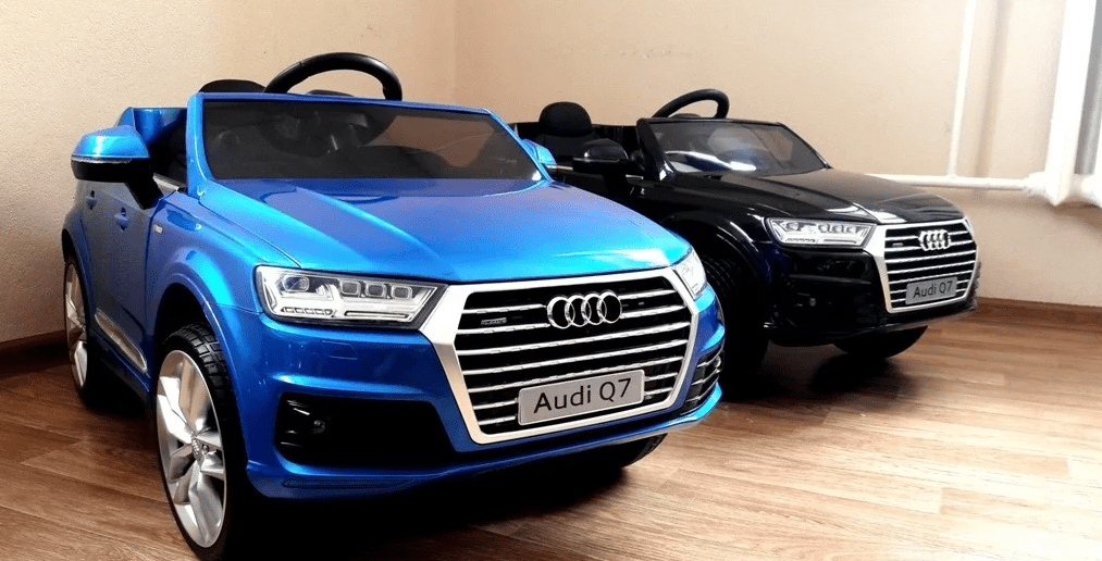 Рейтинг лучших детских электромобилей