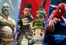 лучшие игры на PS4