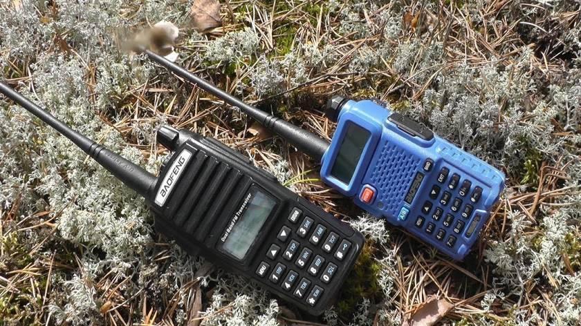 Выбираем рацию для охоты и рыбалки
