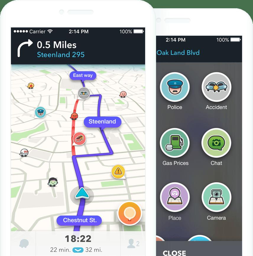 Рейтинг лучших навигаторов для Android 2019 года