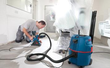 Рейтинг лучших строительных пылесосов