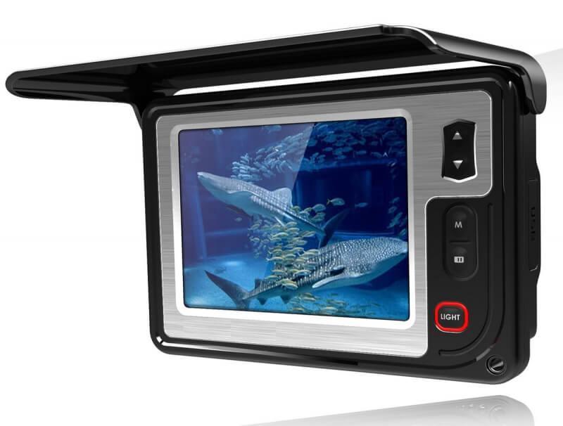Лучшие модели подводных камер для рыбалки 2019 года
