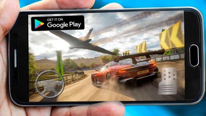 Самые лучшие гонки на Android с открытым миром