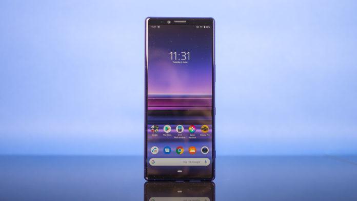 Рейтинг лучших смартфонов Sony