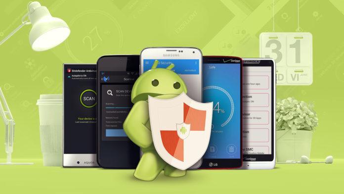 Лучший бесплатный антивирус для Android смартфона