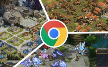 Рейтинг популярных онлайн браузерных игр