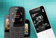 Рейтинг лучших кнопочных телефонов от Nokia