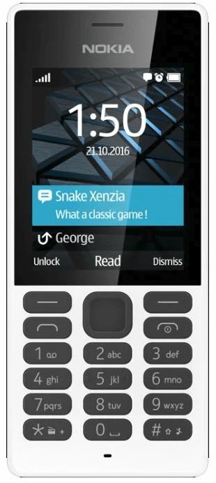 Лучшие модели кнопочных телефонов от Nokia