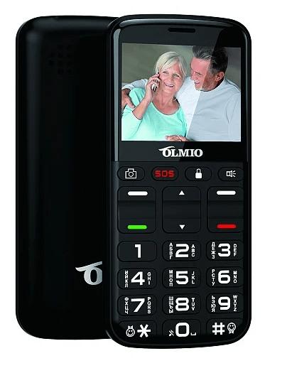 Телефоны для пожилых людей с большими кнопками громким звуком