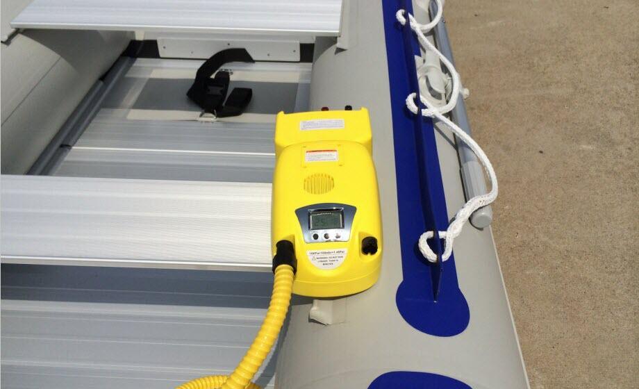 Насос аккумуляторный для лодки