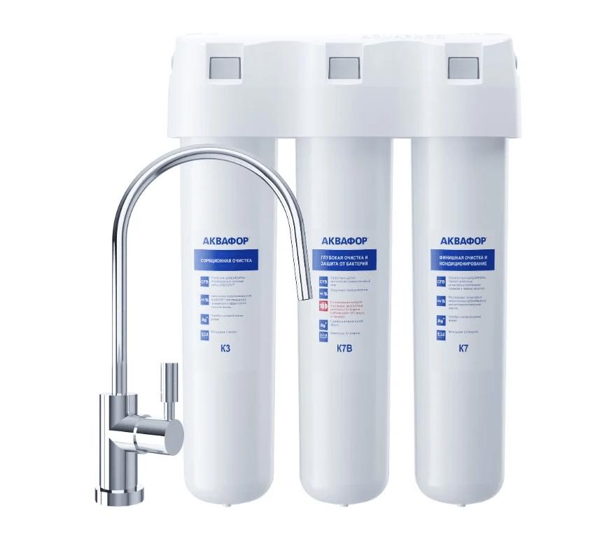 Лучшие модели фильтров для воды под мойку в 2019 году