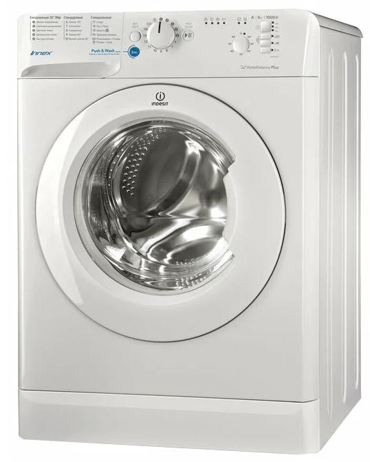 Топ 10 лучших стиральных машин Indesit на 2019 год