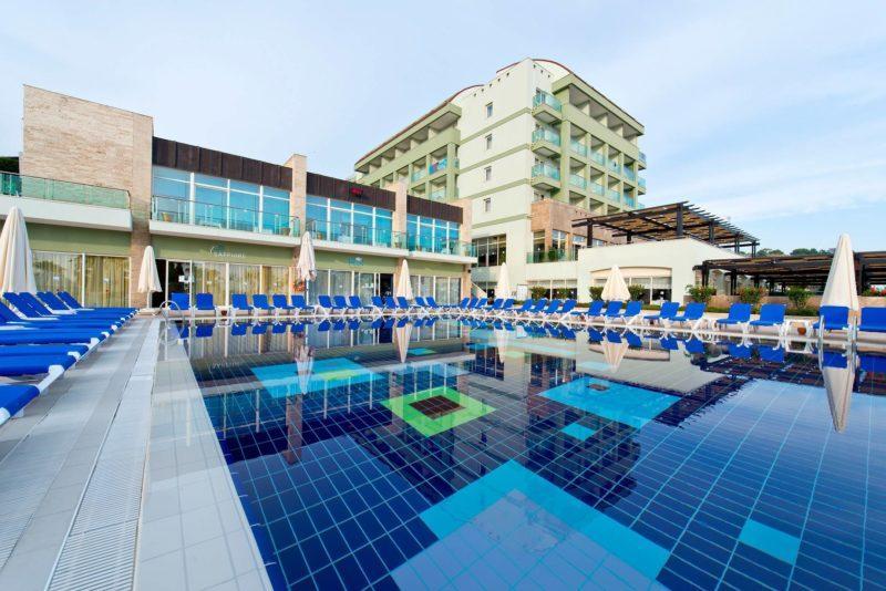 Топ-10 лучших бюджетных отелей Турции по отзывам, цене, комфорту для отдыха