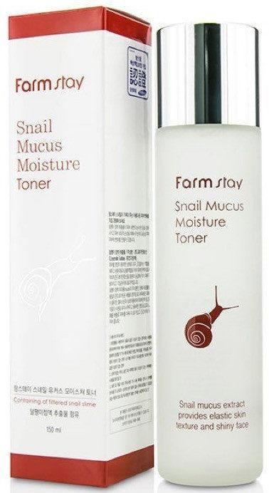 FarmStay Snail Mucus Moisture Toner