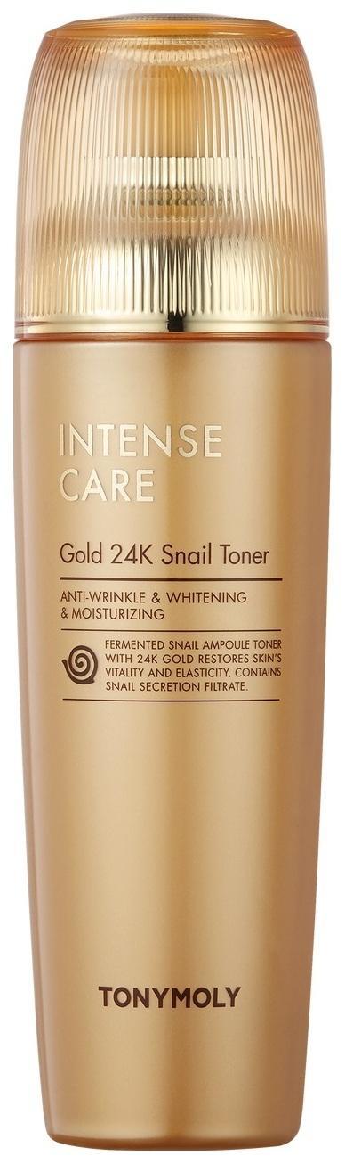 Tony Moly Intense Care Gold 24K Snail Toner